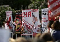 В Центре экономических и политических реформ (ЦЭПР) констатировали резкий рост числа протестов в России в третьем квартале 2017 года по сравнению с началом года