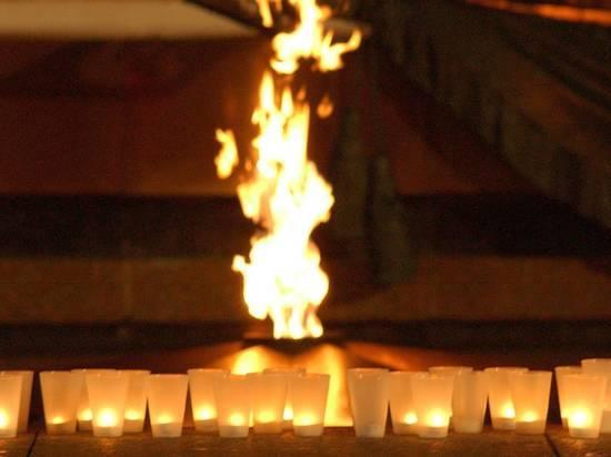 Осквернение Вечного огня в Киеве возмутило волгоградских ветеранов
