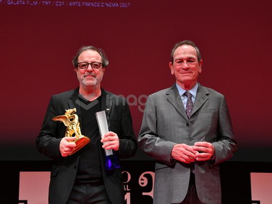 Главную награду голливудский актер отдал «Солярису» по-турецки