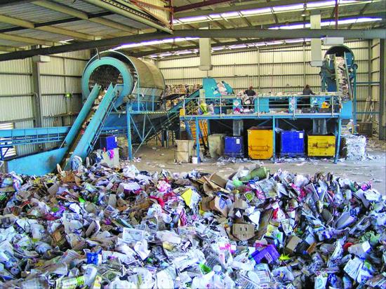 Комплекс по сортировке отходов в Лазаревском районе скорее всего будет достроен