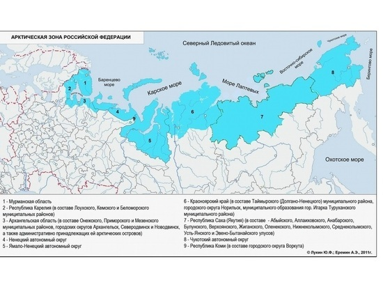 За счет чего Карелия «продвигается» в Арктическую зону