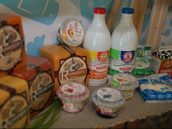 Больше ста новинок алтайских продуктов представили на бирже деловых контактов «АлтайПродМаркет»