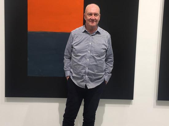 Ирландский художник, преподаватель Ай Вэйвэя заявил, что он лучше Малевича