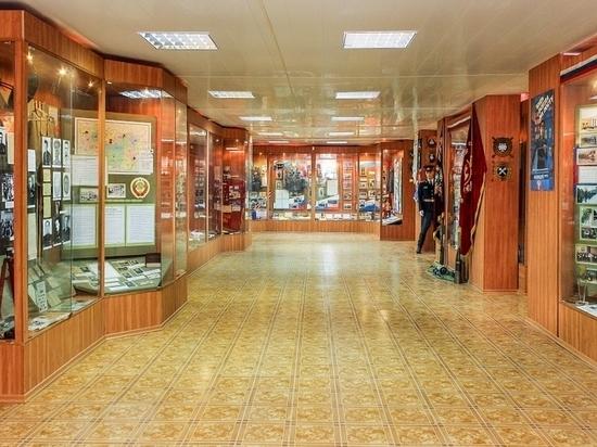 В музее владимирской полиции