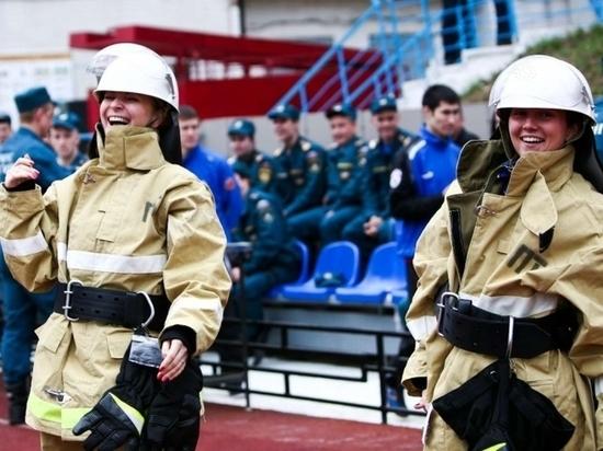 В Санкт-Петербурге во второй раз прошли международные соревнования пожарных-спасателей