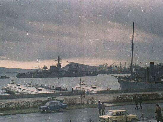 Экс-мэр Владивостока рассказал о советском прошлом города
