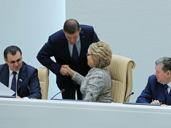 Валентина Матвиенко чуть не ушла в отставку из-за Турчака