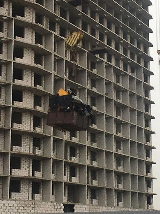 Пожар подпалил воронежской «Чайке»  крылья