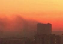 Версия пожара в здании СВР: люди погибли из-за повышенной секретности