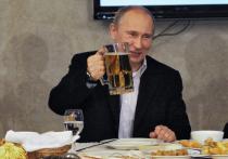Сколько было выпито пенного напитка, и удалось ли казахстанскому и российскому лидеру захмелеть, президент Казахстана не уточнил