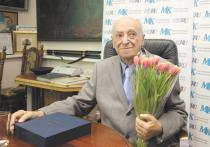 Для Владимира Этуша специально повторили церемонию награждения Театральной премией