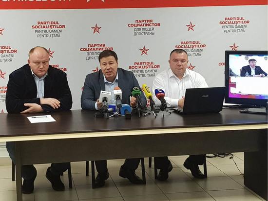 Беспрецедентная рейдерская атака на примэрию Кишинева