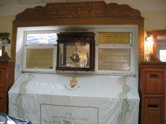 Еврейская община: Нужно ли перевозить в Израиль прах рабби Нахмана?