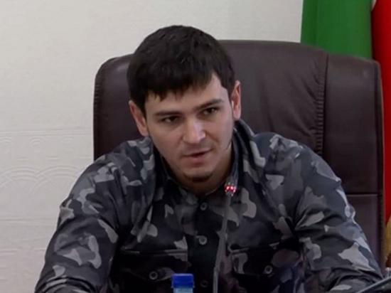Молодой родственник Кадырова возглавил полицию Грозного после месяца в МВД