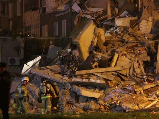 Причиной обрушения дома в Ижевске могли стать пластиковые окна