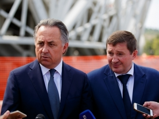 Немецкие футболисты хотят провести матч в Волгограде накануне 9 мая