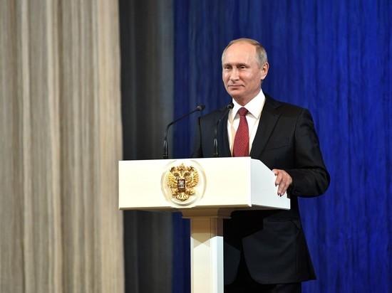Расшифровывая Путина: зачем президенту накануне выборов образ врага