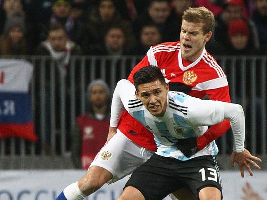 Сергей Кирьяков о матче Россия - Аргентина: