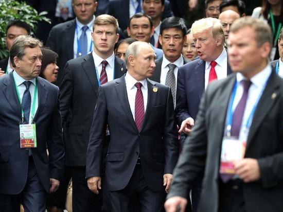 США хотели прогнуть Путина на унизительную встречу на американской территории