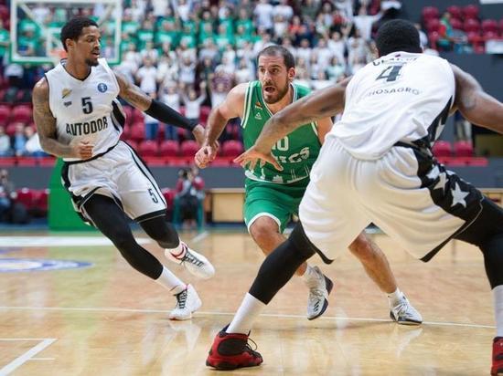 УНИКС продлил победную серию в Единой лиге ВТБ до пяти матчей