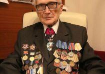 Этому человеку только что исполнилось 100 лет