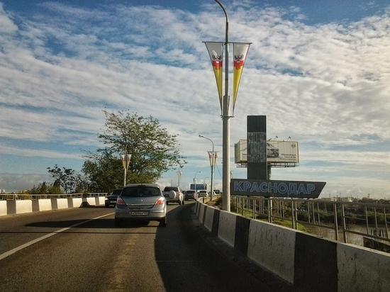 Нового Яблоновского моста  в Краснодаре приказали долго ждать