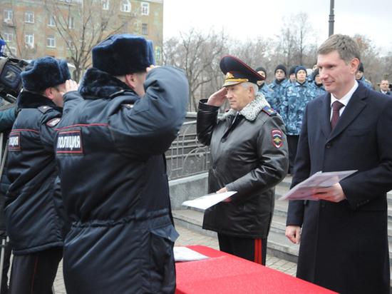 К профессиональному празднику полиция Прикамья получила 27 служебных машин