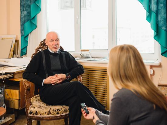 Владимир Шведов: «На мир приходилось смотреть сумасшедшими глазами»