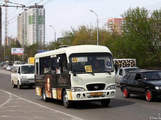 В Краснодаре изменятся 6 маршрутов общественного транспорта
