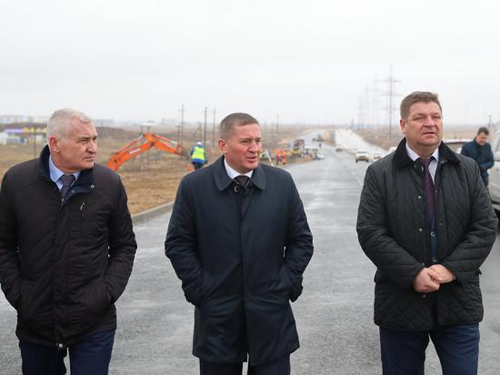 Андрей Бочаров: «Часть моста через Ахтубу откроется в декабре»