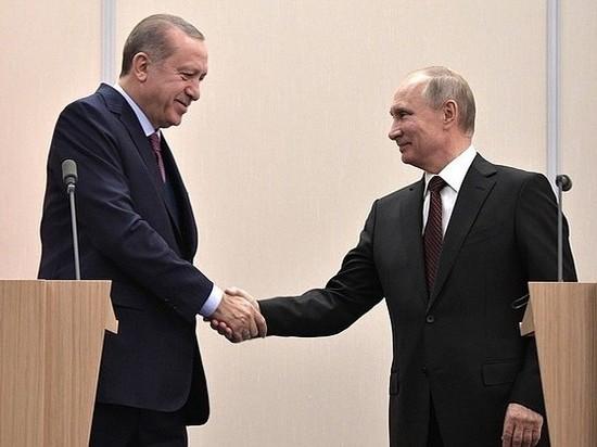Путин и Эрдоган скрыли щекотливую интригу встречи в Сочи