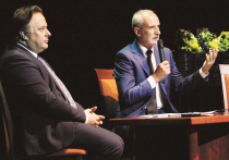 Директор театра Вахтангова Кирилл Крок встречает юбилей