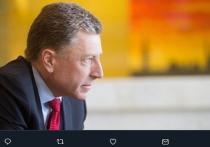 Помощник президента РФ Владислав Сурков довольно оптимистично оценил ход своих переговоров со спецпредставителем США по Украине Куртом Волкером