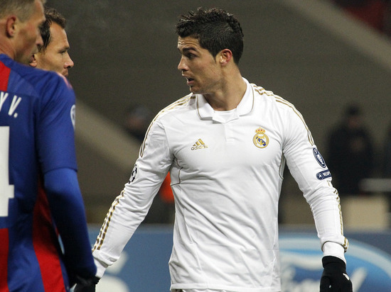 СМИ сообщили о желании Роналду покинуть