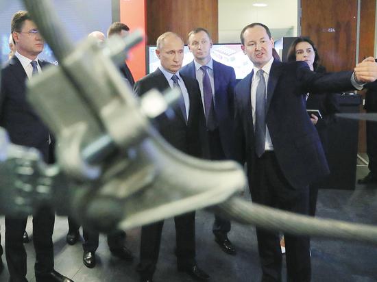 Путин настрого запретил энергетикам повышать тарифы выше инфляции