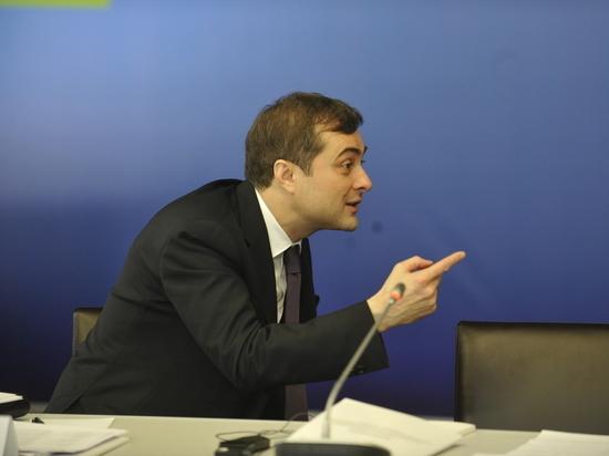 Сурков и Волкер подробно обсудили размещение миссии ООН в Донбассе