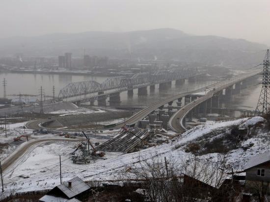 Развязка у моста через Енисей повысит транспортную доступность