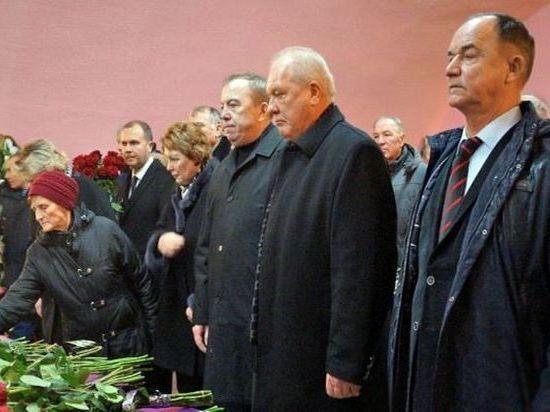 В Рязанской области простились с Героем Советского Союза Альбертом Слюсарем