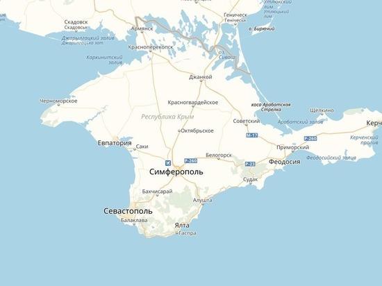 В NYT прокомментировали публикацию карты с российским Крымом