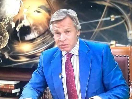 Российский сенатор прокомментировал в Twitter недружественные заявления британского премьера