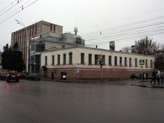 Снос здания в центре Тамбова приостановлен
