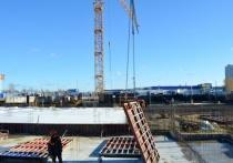 Строительство новой школы в мкр