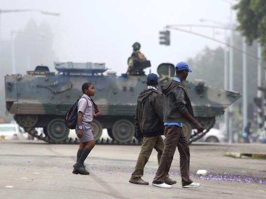 Ветеран освободительной борьбы правил южноафриканской страной почти четыре десятилетия