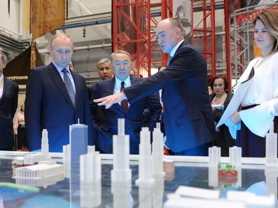 Челябинск принял XIV Форум межрегионального сотрудничества России и Казахстана