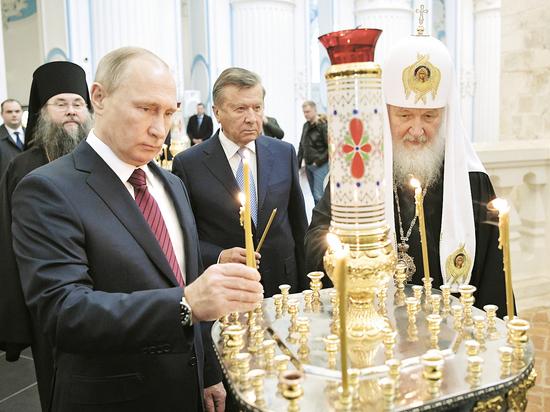 Путин в монастыре встретил Медведчука и дал обещание Украине