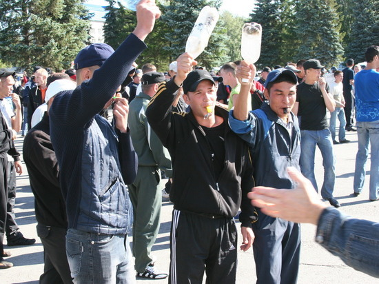 В пяти районах Башкирии регистрировались стычки на межнациональной почве
