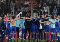 Четырехкратные чемпионы мира итальянцы не попали на первенство мира в России