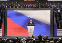 Путин рассматривает вариант выдвижения в президенты от «Единой России»