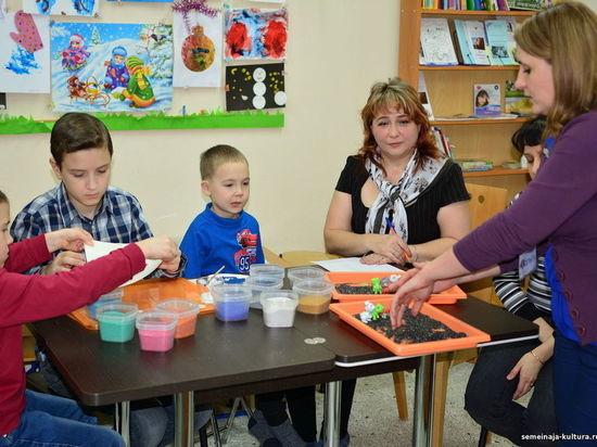 Центр семейной культуры Излучинска реализует проект «Поговори со мною, мама»