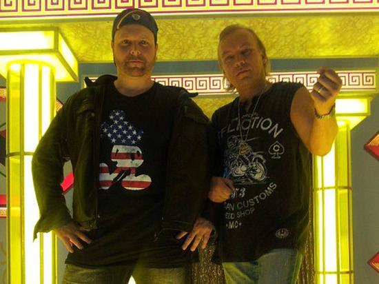 В Москве за педофилию осужден вокалист американской группы «Шаловливая обезьянка»